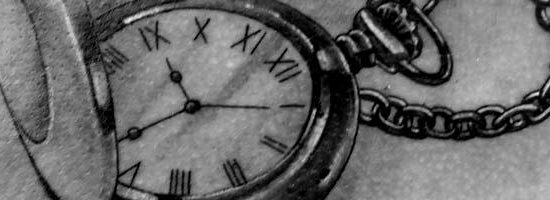 time-blackwhite